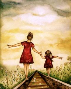 mother-daughter-art